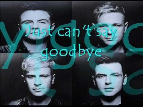 westlife too hard to say goodbye with lyrics music pinterest lyrics to say goodbye. Black Bedroom Furniture Sets. Home Design Ideas
