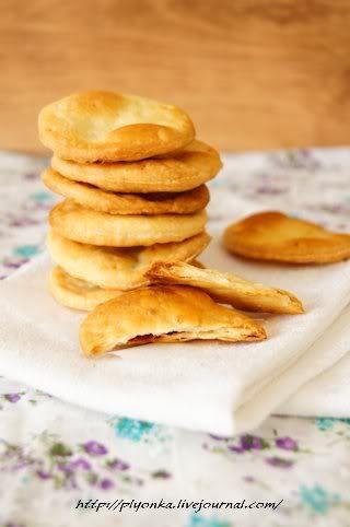 Plyonka - Крекеры солёные, простые