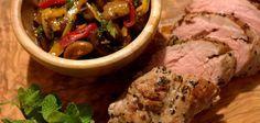 Свиная вырезка с сальсой из карамелизированного чеснока – Вся Соль - кулинарный блог Ольги Баклановой