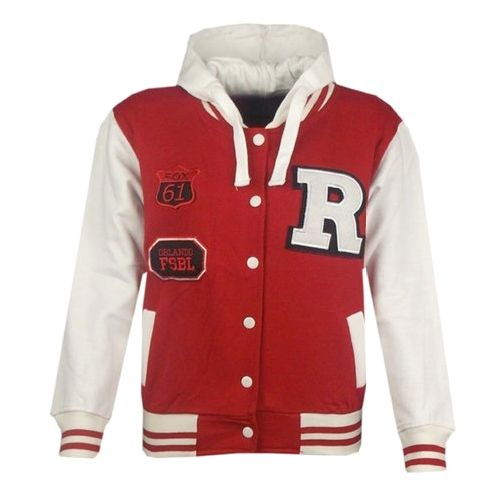 Hooded Jersey Jacket | Cool Back to School Outfits (2014)