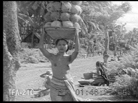 Bali - Paradise Isle 1946 - YouTube