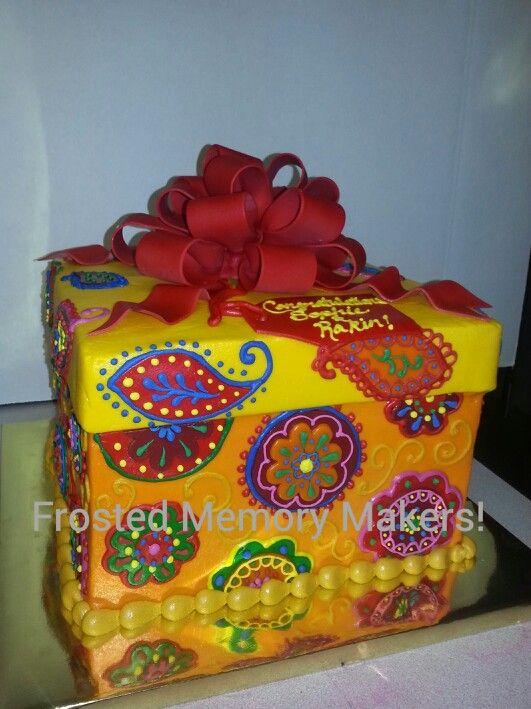 Cake Boxes  X  X  Log