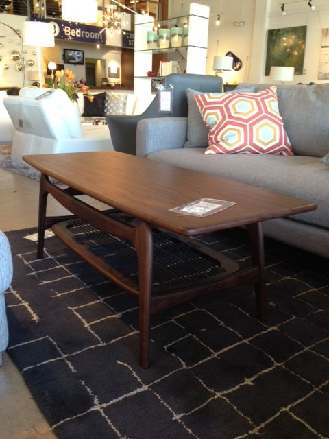 24 best furniture images on pinterest square coffee tables mid century lala coffee table at blueprint furniture in los angeles ca 90035 malvernweather Images
