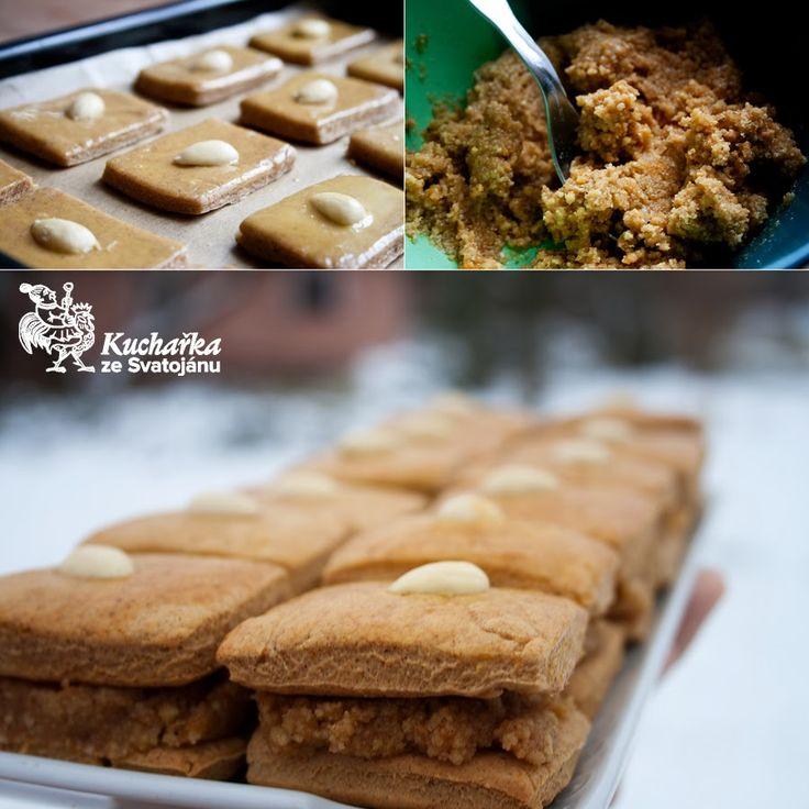 Kuchařka ze Svatojánu: VÁNOČNÍ PERNÍČKY
