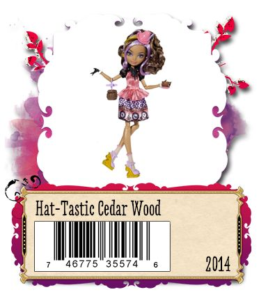Ever After High Doll Checklist