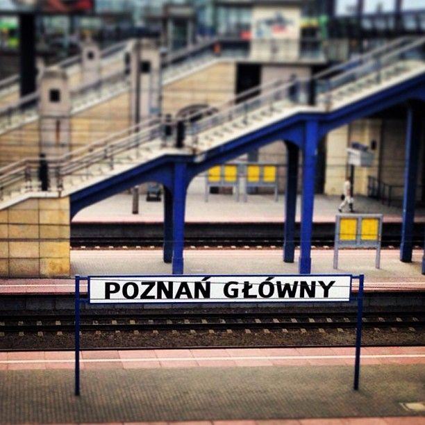 Poznań Główny w Poznań