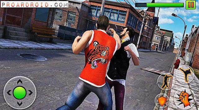 تحميل لعبة قتال الشوارع Final Street Fighting للاندرويد وعيش الإثارة والواقعية Street Fights Fight Tank Man