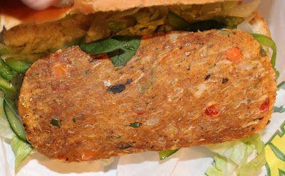 Subway Vegetable Patty