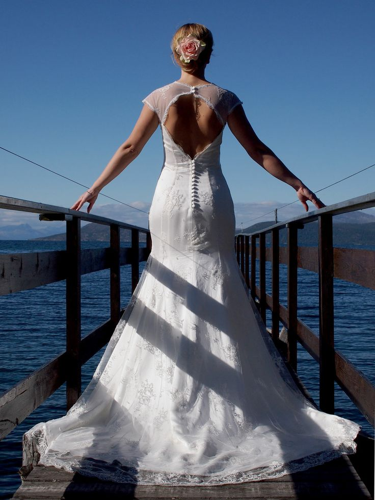 Photograph from my wedding in the north of Norway in August 2013.  Photograph by me/assistant.