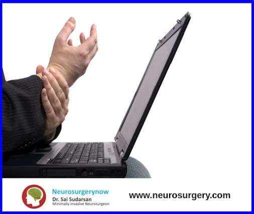 #Wristpain is a common problem faced by professionals especially those working in computer related fields.In some cases, a wrist surgery might become necessary.