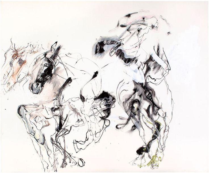 "Marjatta Tapiola ""Three Horses in the Skull"" (2013)"