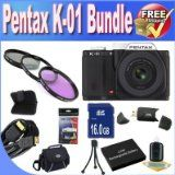 Get The Ideal Value For Pentax K-01 16MP APS-C CMOS Compact Technique Digital camera With 40mm Lens (Black) + Extended Daily life Battery + 16GB SDHC Class ten Memory Card + USB Card Reader + Memory Card Wallet + Deluxe Case w/Strap + Shock Proof Deluxe Scenario + Mini HDMI to HDMI Cable + 3 Piece Professional Filter Package + Accessory Saver Bundle! Value - http://buyingmanual.com/get-the-ideal-value-for-pentax-k-01-16mp-aps-c-cmos-compact-technique-digital-camera-with-40mm-