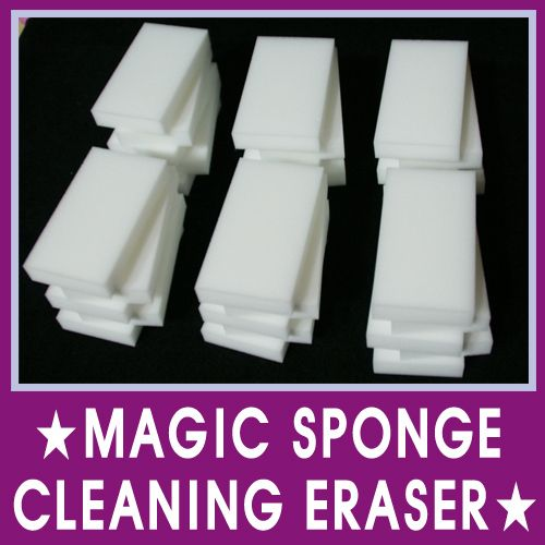 Buy melamine foam instead of Magic Erasers. | 46 Penny-Pinching Ways To Save A Lot Of Money This Year