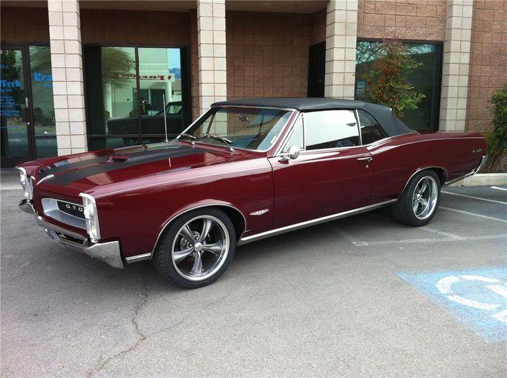 1966 PONTIAC GTO Lot 633 | Barrett-Jackson Auction Company