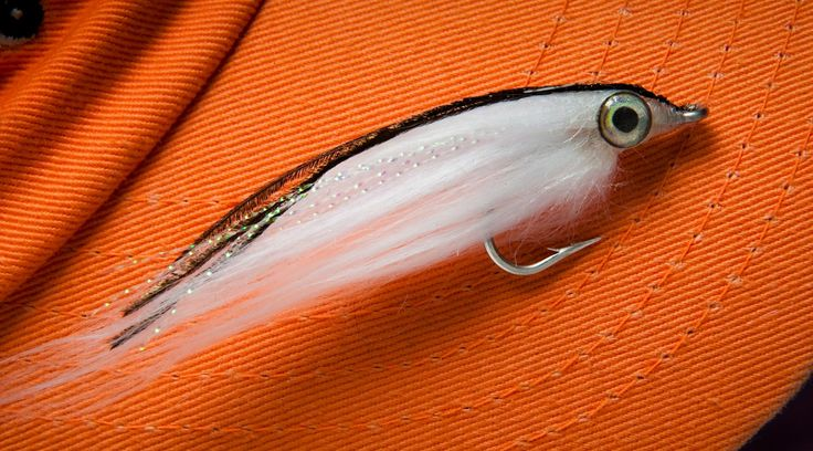 Bowen's Baitfish minnow from Gink & Gasoline