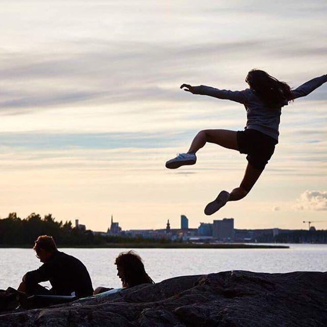 Augustikväll på Nora Björnön @vera_pettersson  #västerås #björnön #högupplöstkärlek