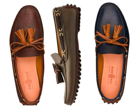 CAR SHOE – SPRING SUMMER 2013 COLLECTION