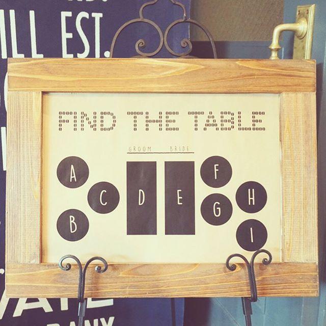 """*STAY* コーヒーカップについているカードには アルファベットが書かれていて... こちらのmapを見て ご自身の席までお進み頂きました。 """"find the table""""の文字が コーヒー豆で出来ています...♡ paperdesigner @yagihara.tsg #TRUNKBYSHOTOGALLERY #wedding #weddingtbt #weddingplanner #coffee #cafe #escortcard #paperitem #結婚式 #結婚式場 #結婚式準備 #結婚式招待状 #エスコートカード #席次表 #マップシート #コーヒー #コーヒー豆 #カフェ #珈琲 #テーブルナンバー #ペーパーアイテム #ペーパーデザイン #ウエディング #ウエディングプランナー #ウエディングフォト #ウエディングアイデア #ウェイティングスペース #プレ花嫁 #ゼクシィ #takeandgiveneeds"""