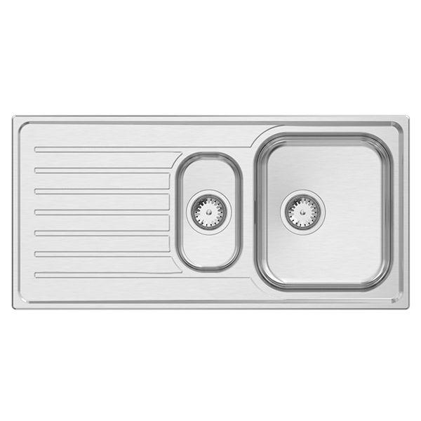 eua125leua125r abey euronox 1 14 bowl kitchen abeyaustralia sinks bowlskitchens. Interior Design Ideas. Home Design Ideas