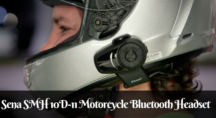 The Sena SMH 10D-11 Motorcycle Bluetooth Headset Universal Microphone Kit may be more than enough for your requirements.This is great when you need to stash