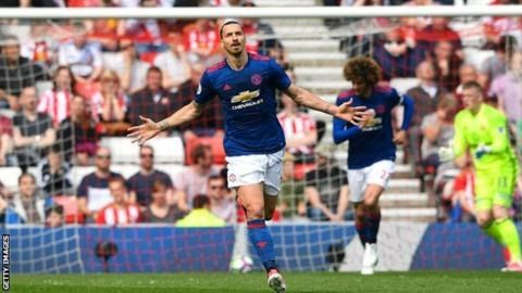 Zlatan Ibrahimovic scored 28 goals for Manchester United last season  Both  Los Angeles-based Major League Soccer clubs are interested in signing  Zlatan Ibrahimovic if the Swede decides to end his career outside  Europe.  Free agent Ibrahimovic is currently recovering from knee surgery at Manchester United's training ground. United  have not ruled out signing the 35-year-old on a short-term contract  once he is fit but LA Galaxy and Los Angeles FC are both interested in  him.The Swede has…