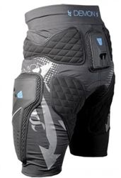 Demon Shield Mountain Bike Shorts - ha I need these .. Better than bubble wrap!