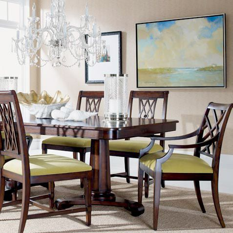 Dining Room Table With Extension Fair 25 Best Dining Room Inspirations Images On Pinterest  Side Chair Inspiration