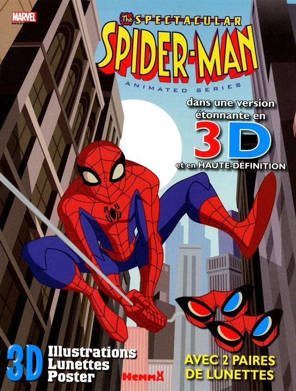 3-d man marvel   ... en 3D dans l'univers du film événement de 2012 : Spider-Man 4