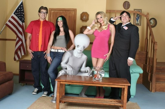 American Dad Halloween Costumes