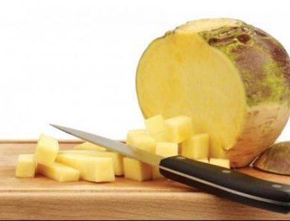 Полезное питание: салаты с брюквой