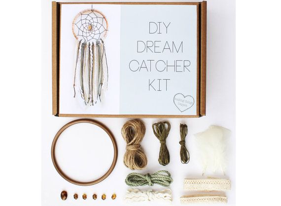 Hey, I found this really awesome Etsy listing at https://www.etsy.com/listing/241896101/diy-dream-catcher-kit-5-dream-catcher