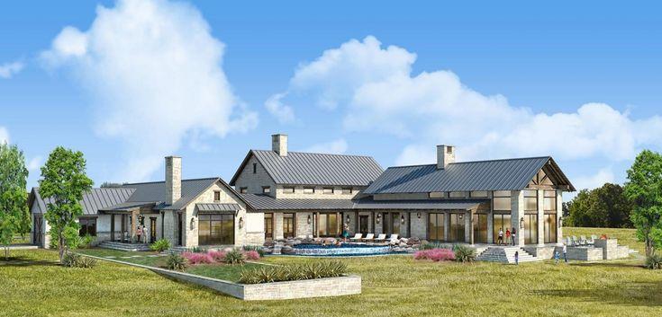 TEXAS RANCH - Farmer Payne Architects