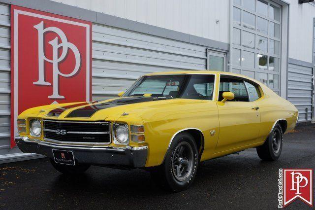 Cool Amazing 1971 Chevrolet Malibu Chevelle SS 1971 Chevrolet Malibu Chevelle SS 60,359 Miles Sunflower Yellow 2017 2018 Check more at http://24auto.ga/2017/amazing-1971-chevrolet-malibu-chevelle-ss-1971-chevrolet-malibu-chevelle-ss-60359-miles-sunflower-yellow-2017-2018/