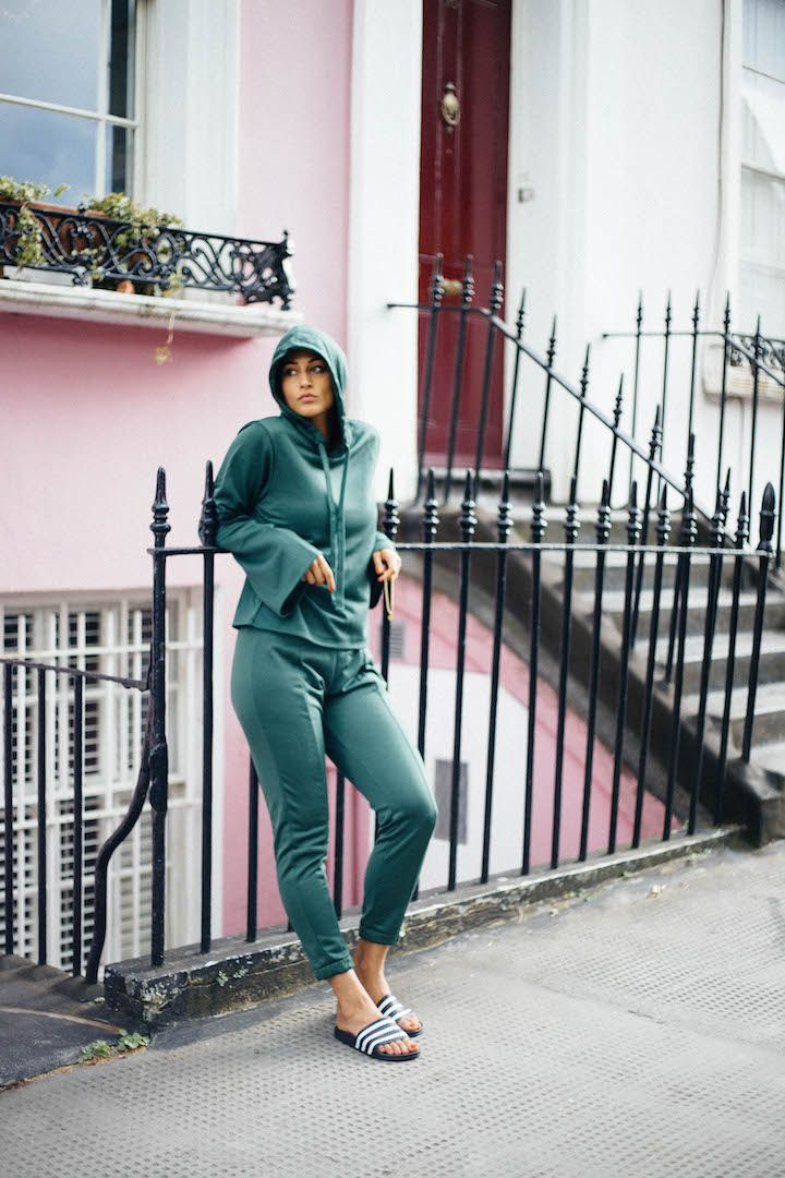 TRAPSUIT | T I A W A R D | Bloglovin' Perfect outfit for a day spent in transit or sipping tea on a couch