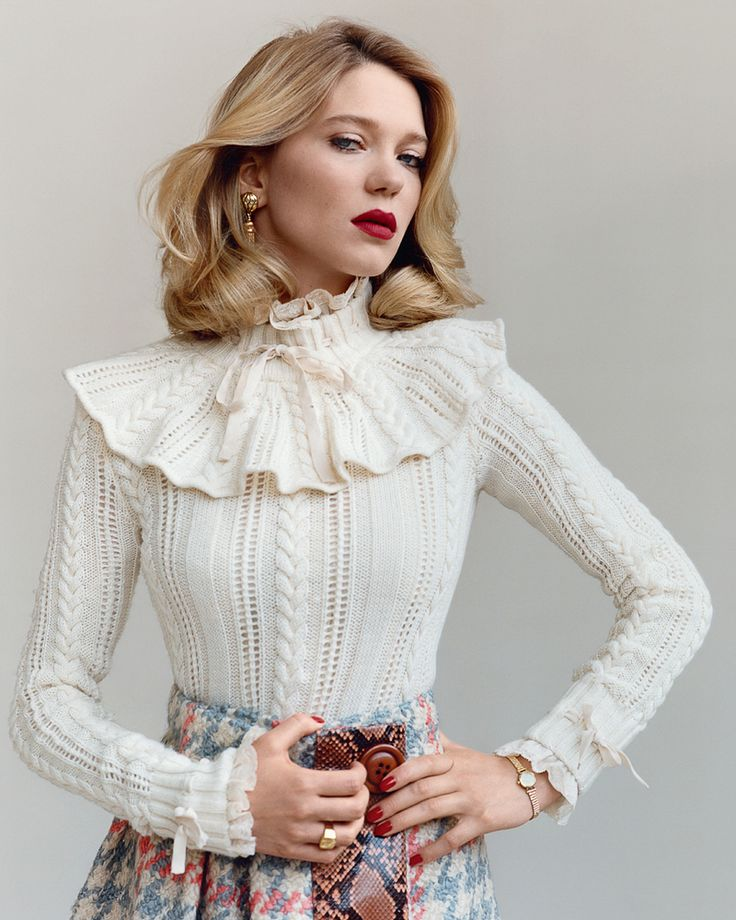 Top 10 Most Famous Fashion Models in 2016 ~♥~ CO Lea Seydoux .indd - Models are individuals who work for organizations to advertise, display or promote their products commercially. In most cases, these models work with ... ~♥~ ...SEE More :└▶ └▶ http://www.topteny.com/top-10-famous-fashion-models-2016/