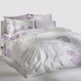 TAC Parley lila - lenjerie de pat de lux din bumbac si tencel 2 persoane - material 100% natural bumbac si tencel - tencel-ul este mai bun absorbant decat bumbacul, si mai moale la atingere decat matasea - ecofriendly http://www.asternuturisiprosoape.ro/tac-parley-lila-lenjerie-de-pat-de-lux-din-bumbac-si-tencel.html  #lenjeriidepat #lenjeriitac #tac