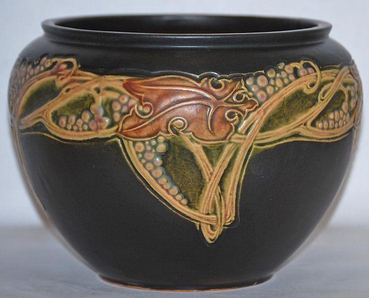 200 Best Roseville Pottery Images On Pinterest Roseville Pottery