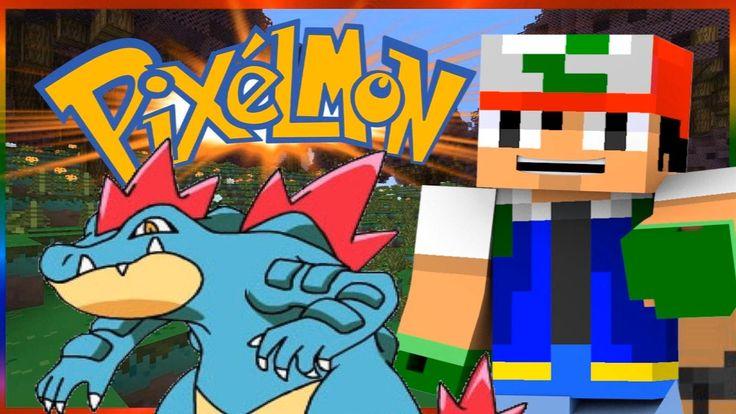 A NEW HOME !! - PIXELMON #4 (Pokemon Minecraft Mod) /W KILLERKEV