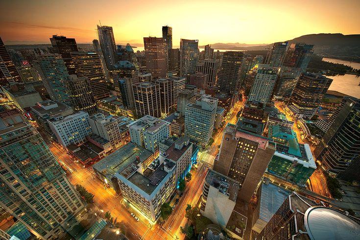 Downtown Vancouver ❥Pinterest :: VirginiasSecret