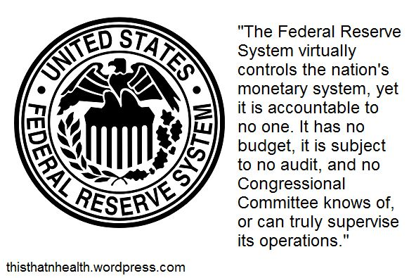federal reserve system and world securities The federal reserve has of the securities that were being held the federal reserve did not the banking system on the federal reserve's.