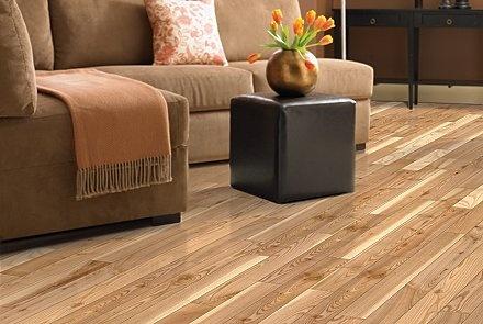 Ashland - Ash Natural in Mohawk Flooring Hardwood