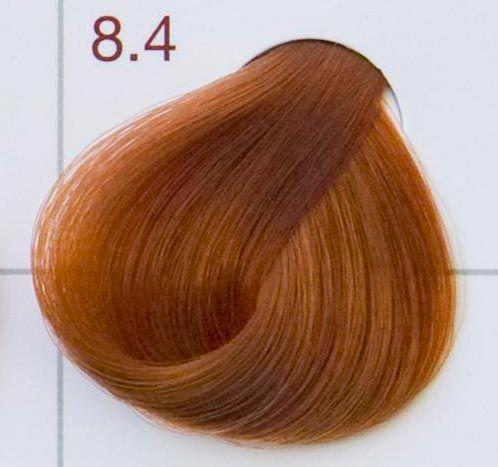 Farba do włosów jasny miedziany blond