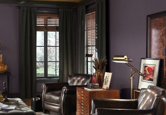 Plum living room furniture