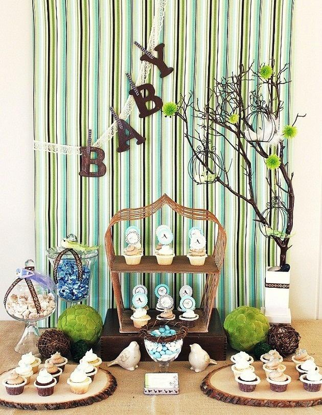 Little birdies baby showerShowers, Baby Shower Theme, Baby Shower Ideas, Parties, Showerideas, Birds, Baby Boys Shower, Boys Baby Shower, Baby Shower