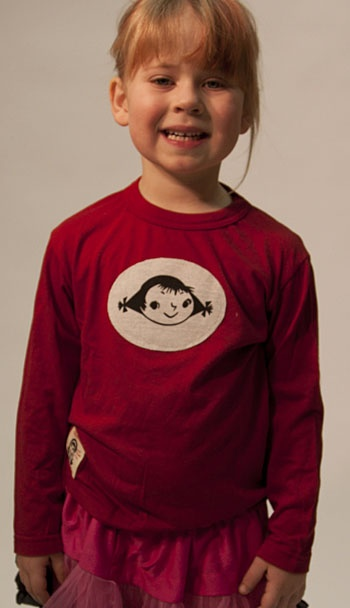 Cutie Patootie t-shirt from Coy Clothes, a #DEAF2012 artist!