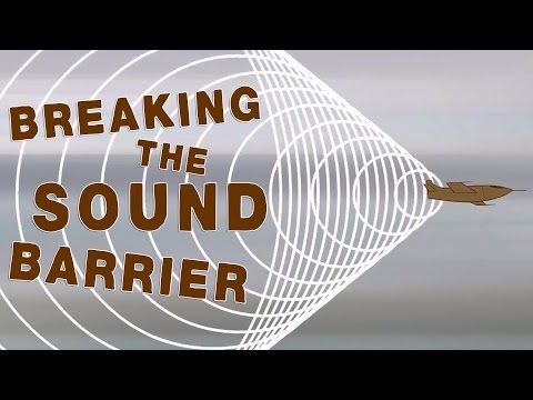 Objects that fly faster than the speed of sound (like really fast planes) create a shock wave accompanied by a thunder-like noise: the sonic boom. These epic sounds can cause distress to people and animals and even damage nearby buildings. Katerina Kaouri details how scientists use math to predict sonic booms' paths in the atmosphere, where they will land, and how loud they will be.