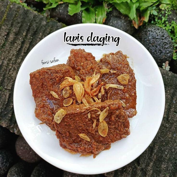resep lapis daging instagram resep daging resep makan malam Resepi Japchae Enak dan Mudah