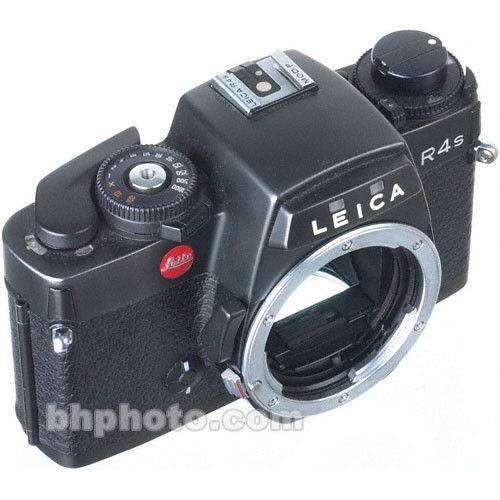 Leica R4s Mod. P 35mm SLR Manual Focus Camera Body
