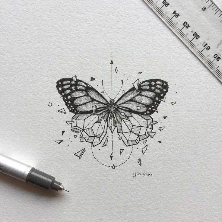 Vor einiger Zeit habe ich dir die schöne Illustration gezeigt …