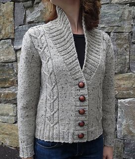 The Autumn Morning Cardigan is also available as part of Knit Picks' IDP program here!